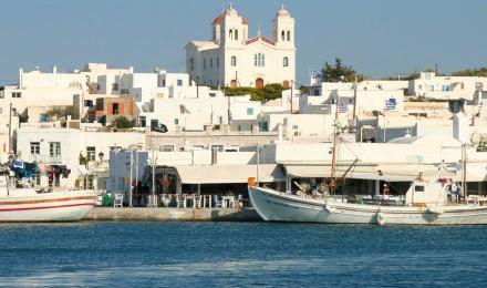 Naxos in the Aegean