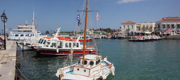 Saronic & Argolic Gulf