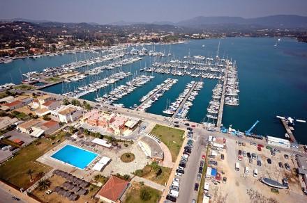 Gouvia Marina - Corfu - Greece