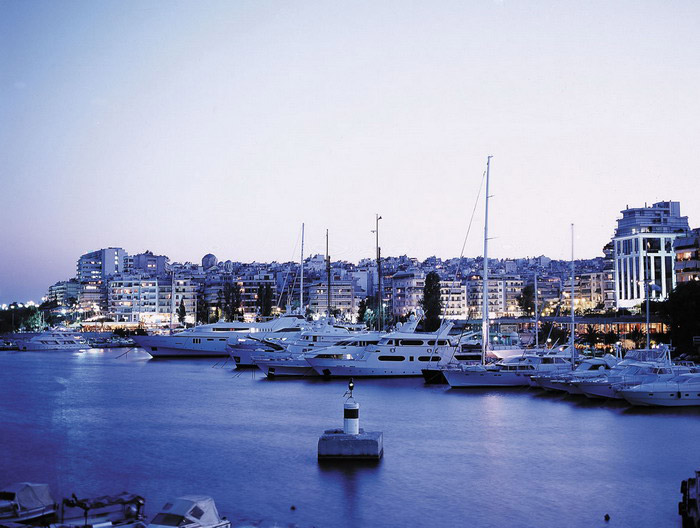 Marina Zea In Piraeus U2013 Greece