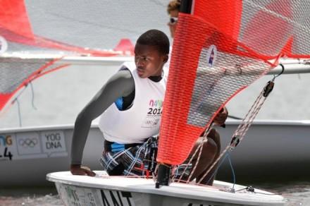 ISAF Youth Sailing World Championship 2015