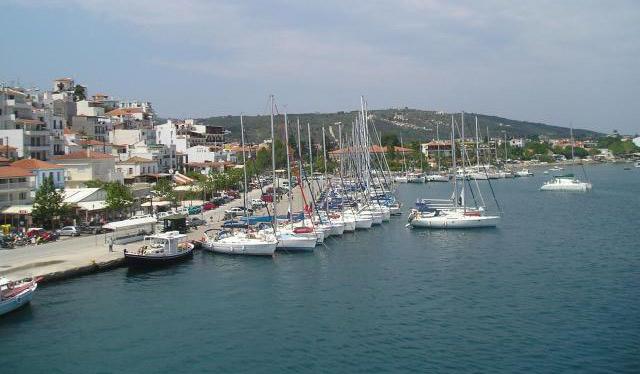 Skiathos Marina