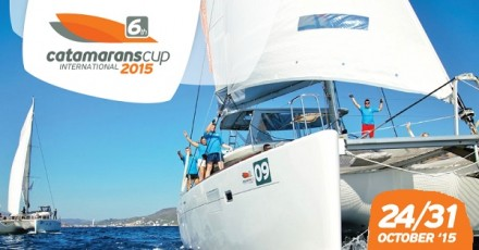 6th Catamarans Cup international Regatta