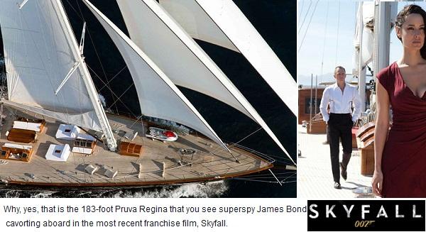 2015-08-17 Sailbooking Regina_James Bond Skyfall