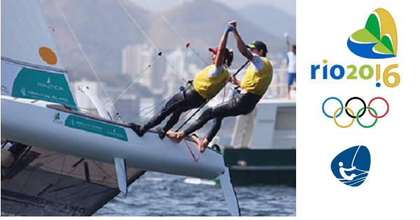 2015-08-24 SailbookingTest Event Medals for Olympics 2016